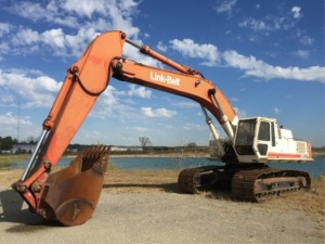 Business Liquidation_Excavator
