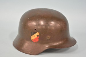 German Luftwaffe M-35 DD Helmet