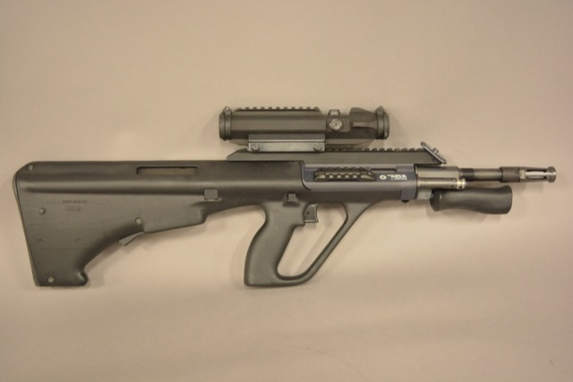 Steyr Aug A3 .223 Rifle